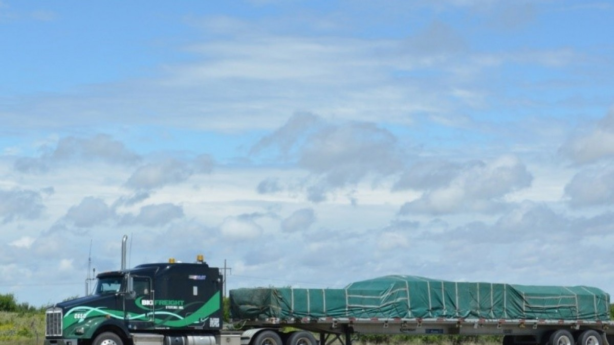 National Trucking Week: Keeping our economy rolling