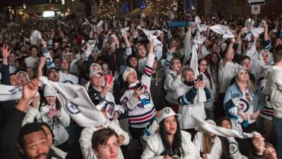 Winnipeg Whiteout Street Party a Massive Success