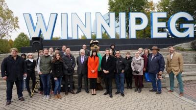 Winnipeg Named International Festival and Event City