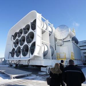 Construction begins on major upgrade to GE jet engine testing facility